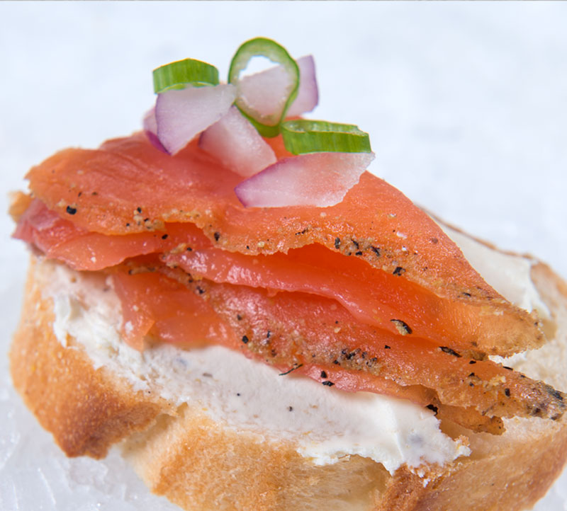 Pastrami Lox (6) 4oz packages